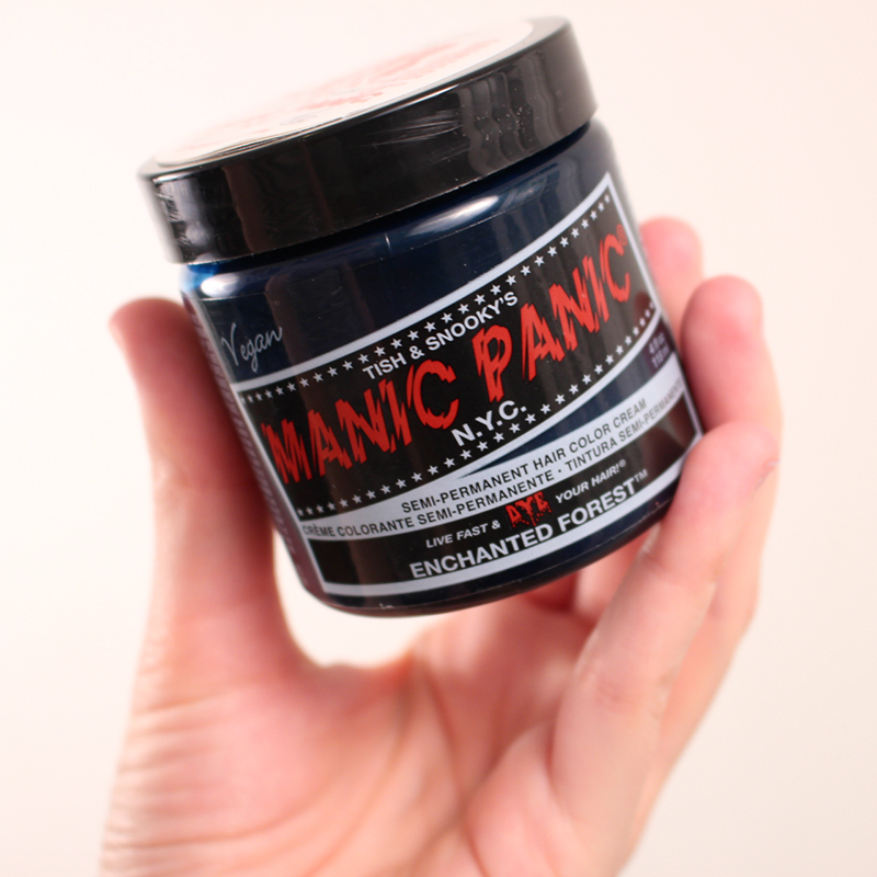 Manic Panic Enchanted Forest Review